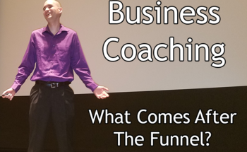 Small business coaching   what comes after the funnel