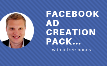 Small facebook adcreationpack