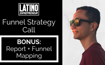 Small funnel strategy call