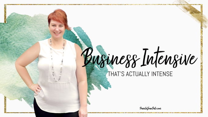Big business intensive