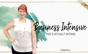 Small business intensive