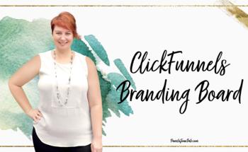Small clickfunnels branding board
