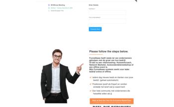 Small screencapture app clickfunnels for domain www funnelbaas nl fb application thanks 2018 10 29 14 48 11