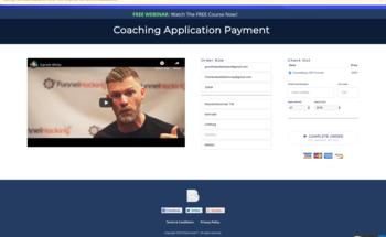 Small screencapture app clickfunnels for domain www funnelbaas nl fb application order 2018 10 29 14 48 23