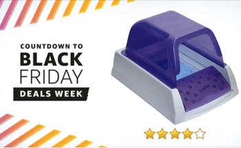 Small amazon newsfeed litter box
