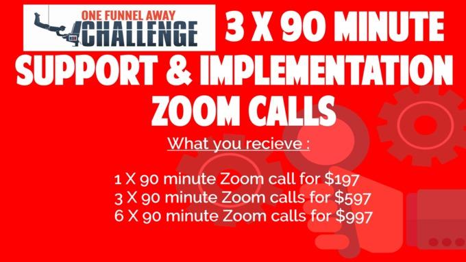 Big 3 x ofa zoom calls