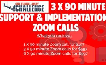 Small 3 x ofa zoom calls