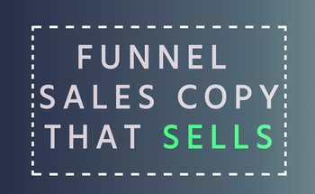 Small funnel sales copy thumbnail