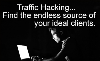 Small traffic hacking black