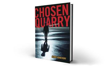 Small chosen quarry book mockup