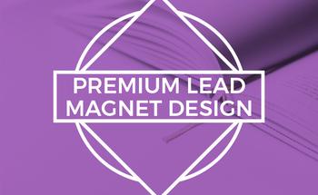 Small lead magnet design