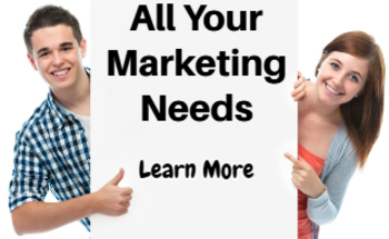 Small all your marketing needs