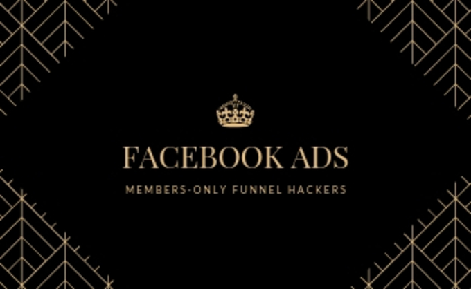 Big customized facebook ads