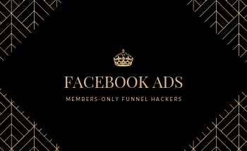Small customized facebook ads