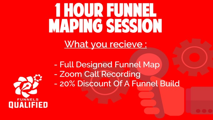 Big 1 hour funnel mapping session