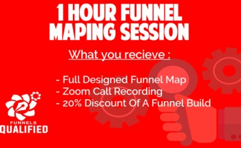 Small 1 hour funnel mapping session