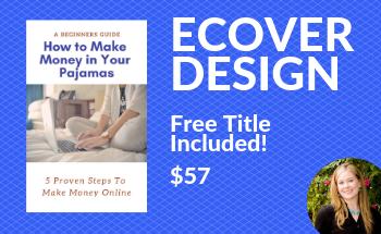 Small ecover design graphic