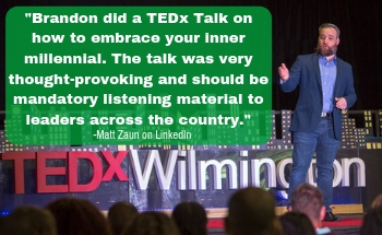 Small bbd training   funnel rolodex   social proof   tedx with quote