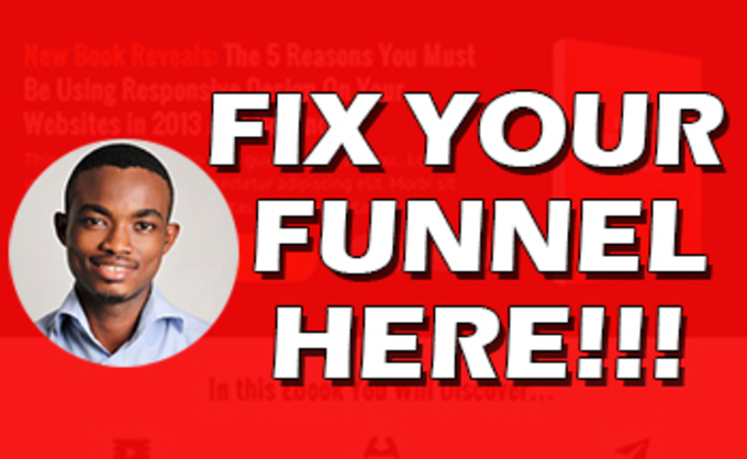 Big fix your funnel