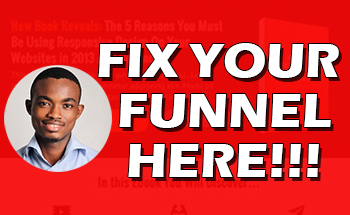 Small fix your funnel