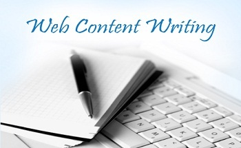 Small web content writing