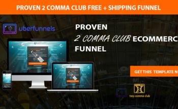 Small 2 comma cover