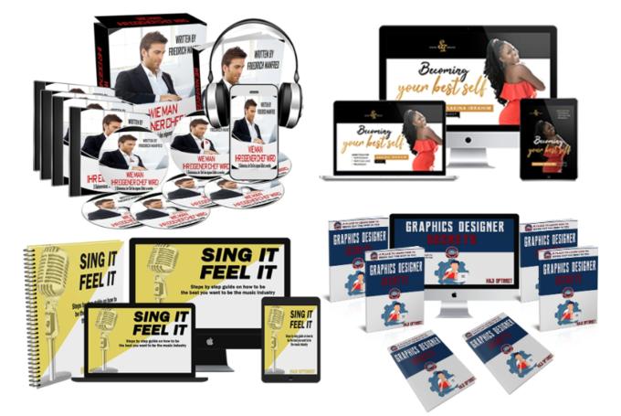 Big online course design