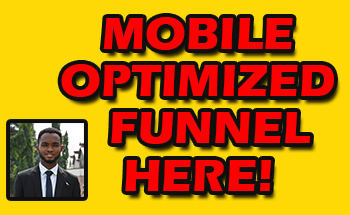 Small mobile  optimize your funnel