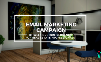 Small vmf  email marketing campaign real estate