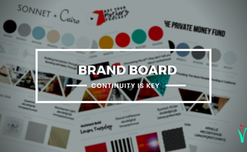 Small vmf  brand board