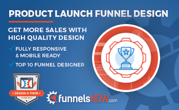 Small funnelsnow prodlaunchdesign