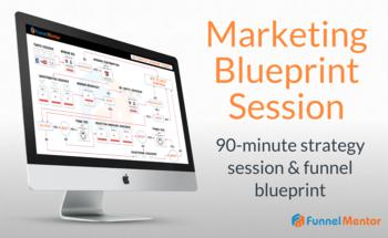 Small marketing blueprint session