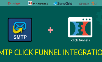 Small smtp clickfunnels integration