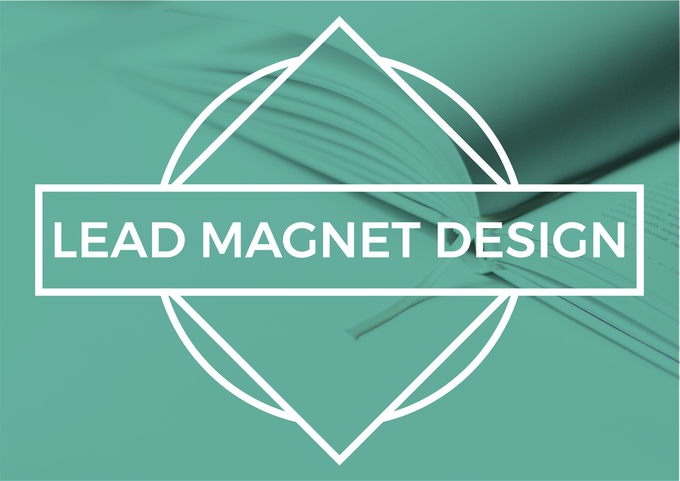 Big lead magnet design