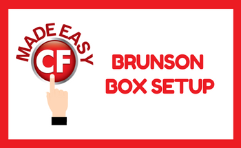 Small brunson box setup
