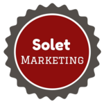 Medium solet logo transparent